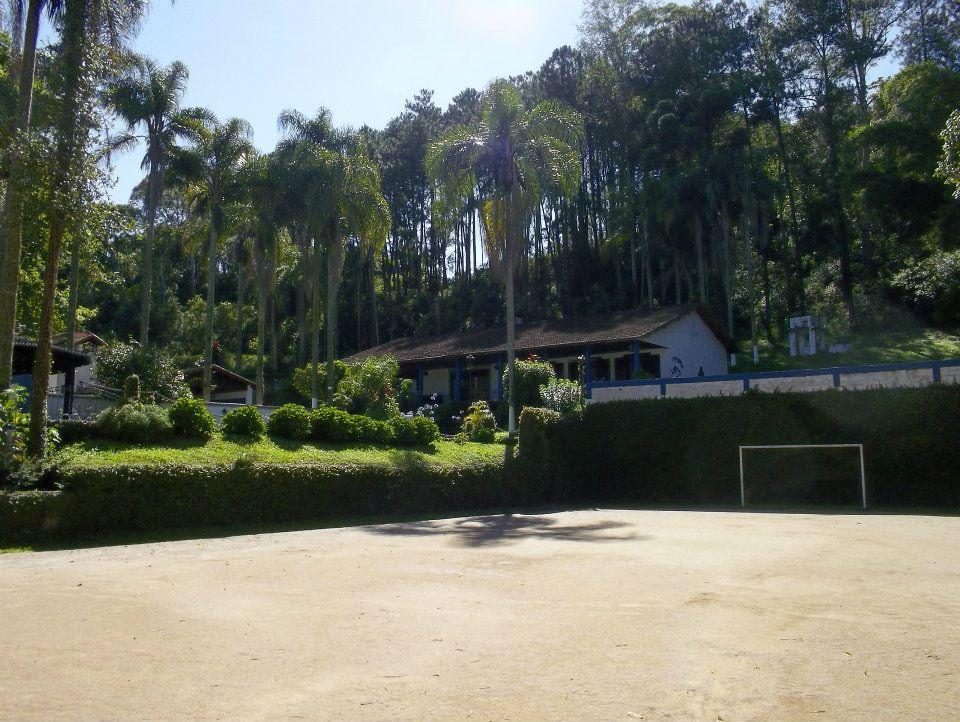 O Campo de Futebol visto de outro angulo.