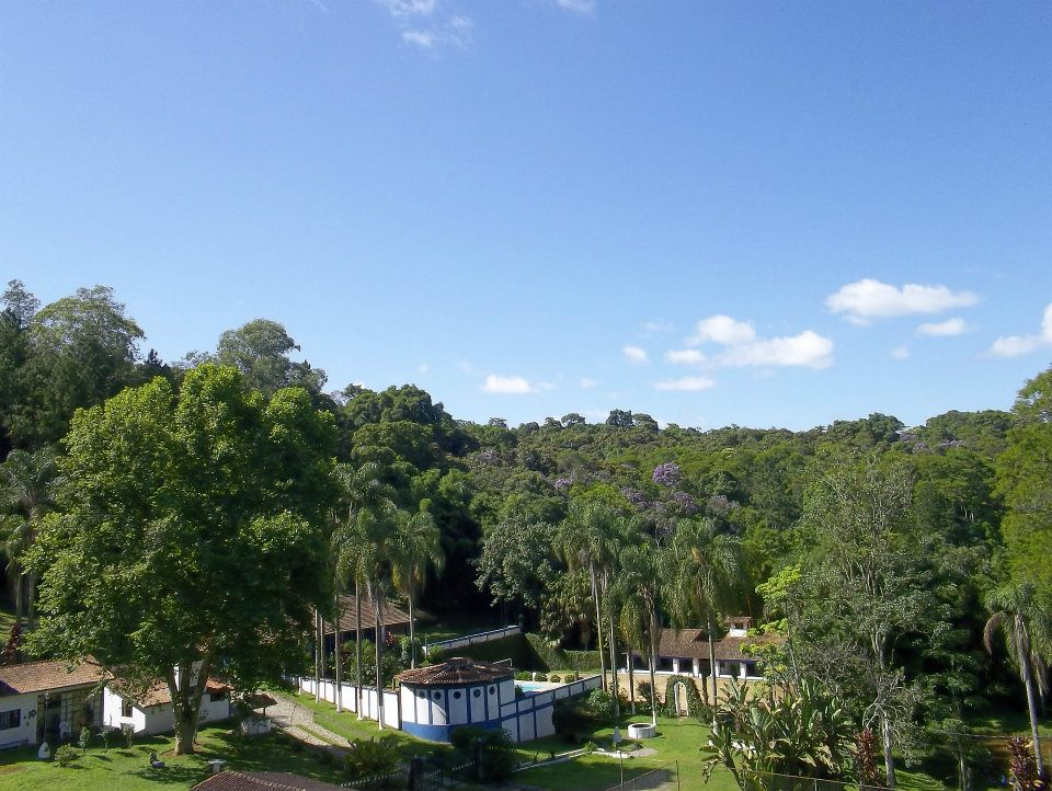 Foto do Sitio do alto do morro
