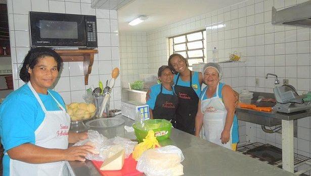 Equipe de Cozinha